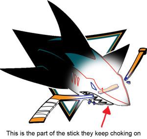 SharkChoke