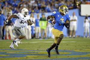NCAA Football: Nevada at UCLA