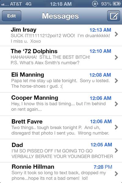 Peyton Inbox