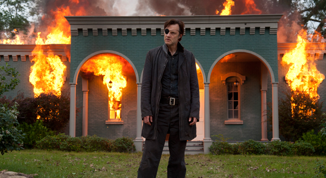 The Governor Walking Dead