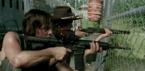 Karl and Daryl