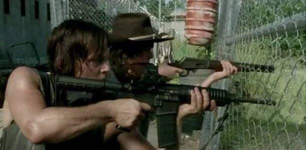 Karl and Daryl