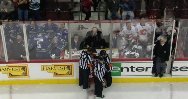 Crowded Penalty Boxes