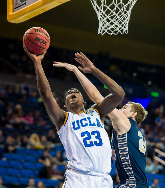 Ton Parker UCLA
