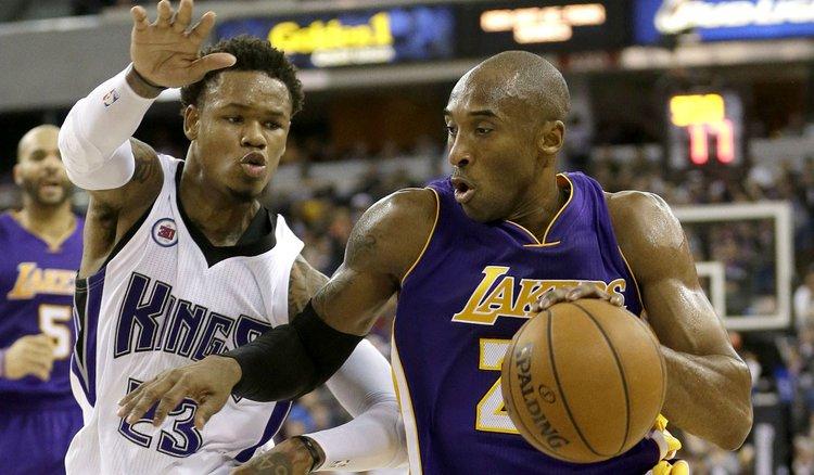 Ben McLemore, Kobe Bryant