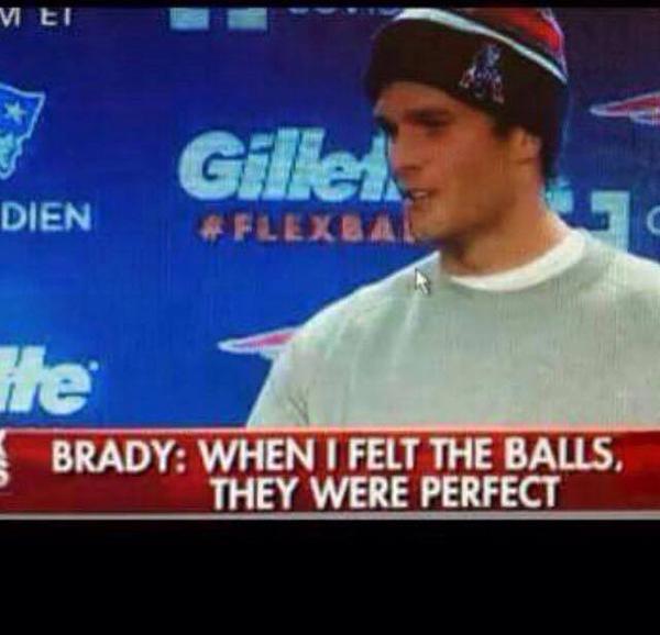 Brady Balls