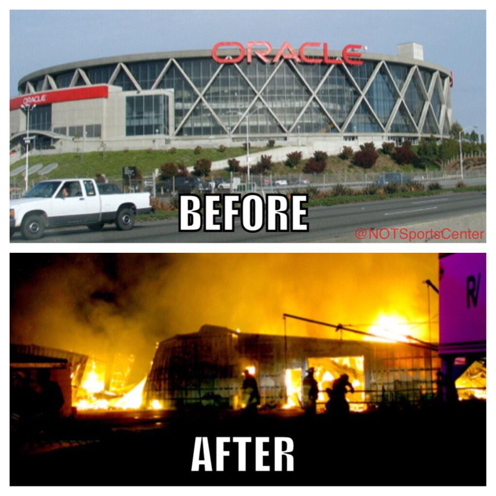 Oracle Before